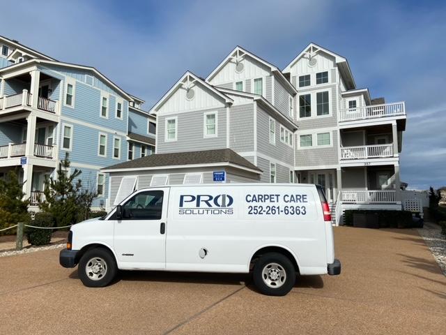 Pro 1 Solutions Service Van