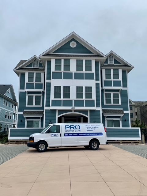 Outer Banks Carpet Upholstery Cleaning